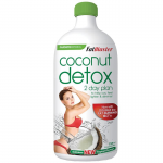 Coconut detox giảm cân - detox coconut 2 day plan